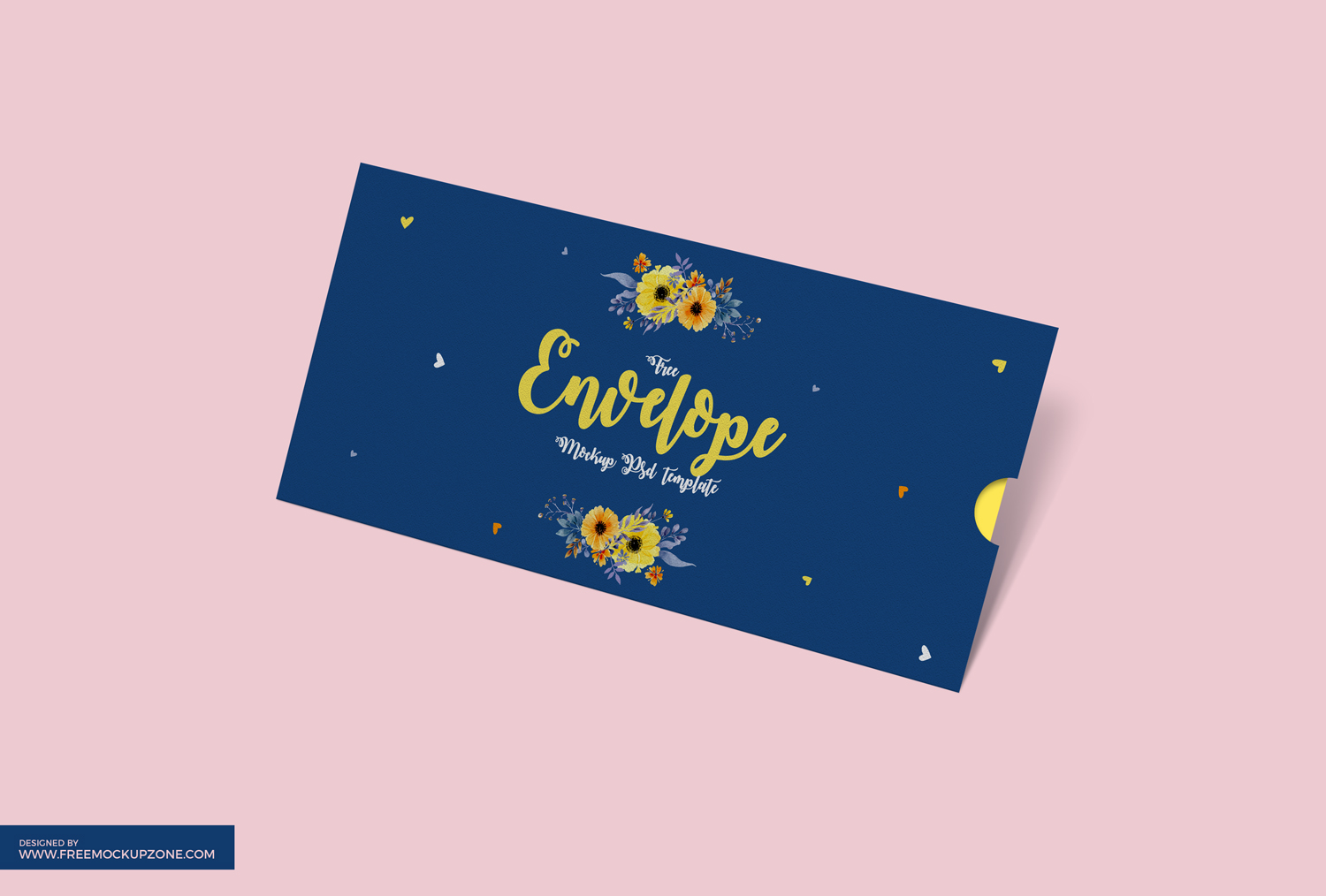 Commercial Envelope Template