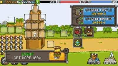 Grow-Castle-Tower-Defense