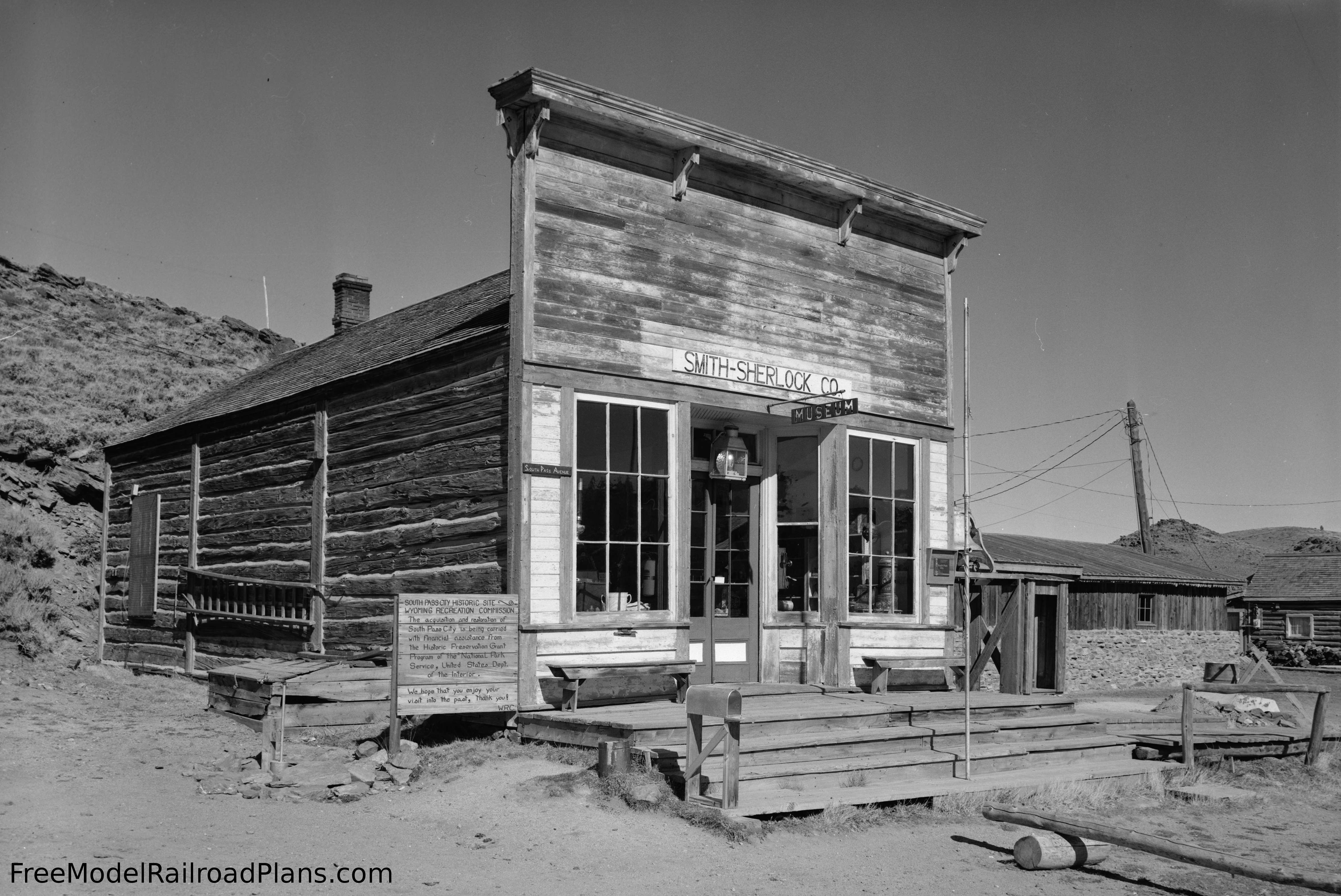 Smith Sherlock General Store Has Old West Charm Free