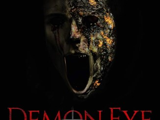 Graphics Movie Cover of Demon Eye