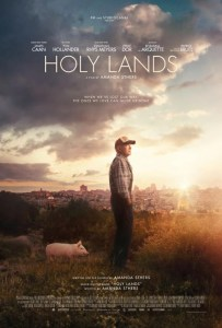 Holy Lands 2019 Movie Cover