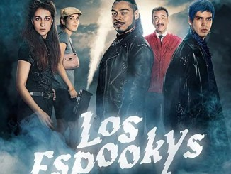 Los Espookys Movie Cover
