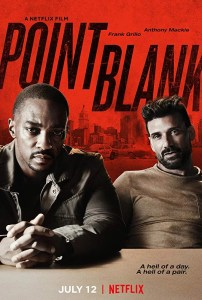 Point Blank Movie Cover