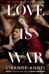 Love Is War Movie Cover