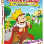 Download Movie: Curious George: Royal Monkey (2019) Mp4