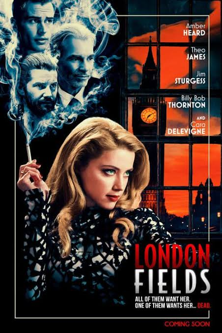 London Fields (2018) Full Movie