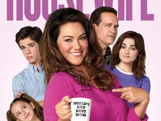 2019 Tv Series : American Housewife(Full Series): graphics COVER