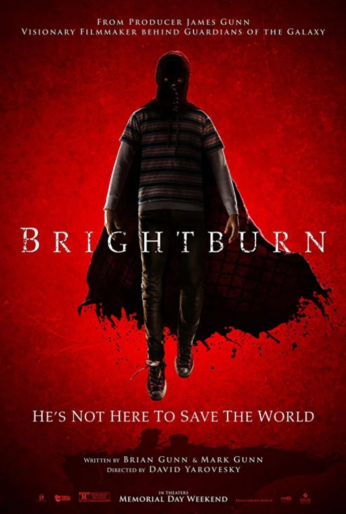 Brightburn Movie Jacket