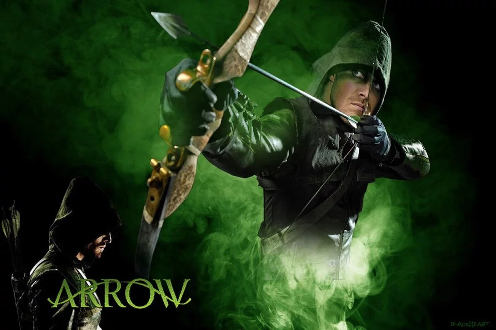 Movie Jacket Of The Arrow