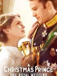 Download Movie Christmas With A Prince (2018) [WebRip] Mp4