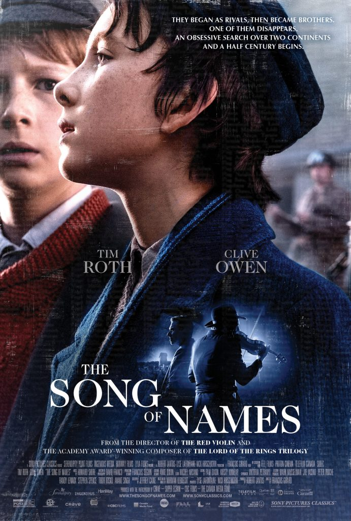 The Song Of Names (2019) Mp4 Download