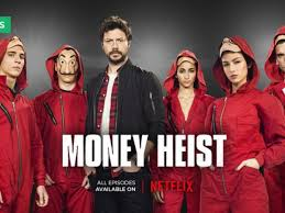 Money Heist S04 E01 - Game over Mp4 Download