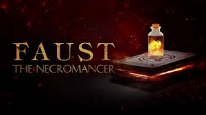 Faust the Necromancer Movie Jacket