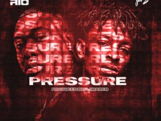 Real Recognize Rio - Pressure Ft. 21 Savage Music Video cover