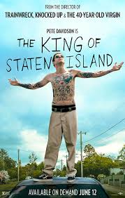 The King of Staten Island (2020) Movie cover
