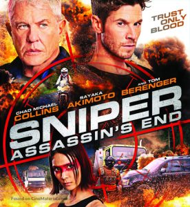 Sniper: Assassin's End (2020) (Movie cover)