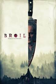 Broil (2020) movie cover