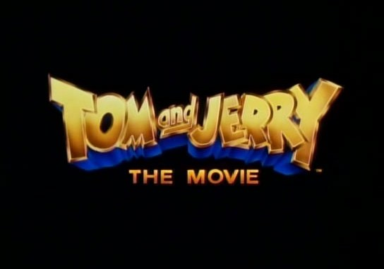 Tom and Jerry: The Movie (1992) (Animation) Movie Cover