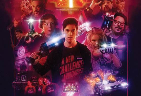 Download Max Reload and the Nether Blasters (2020) Movie Mp4