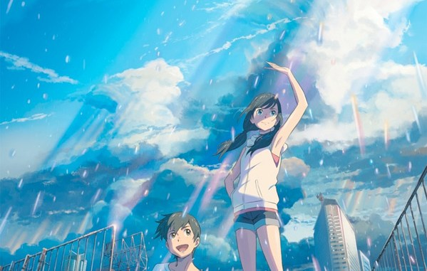 Weathering with You (2019) (Animation) Movie Download