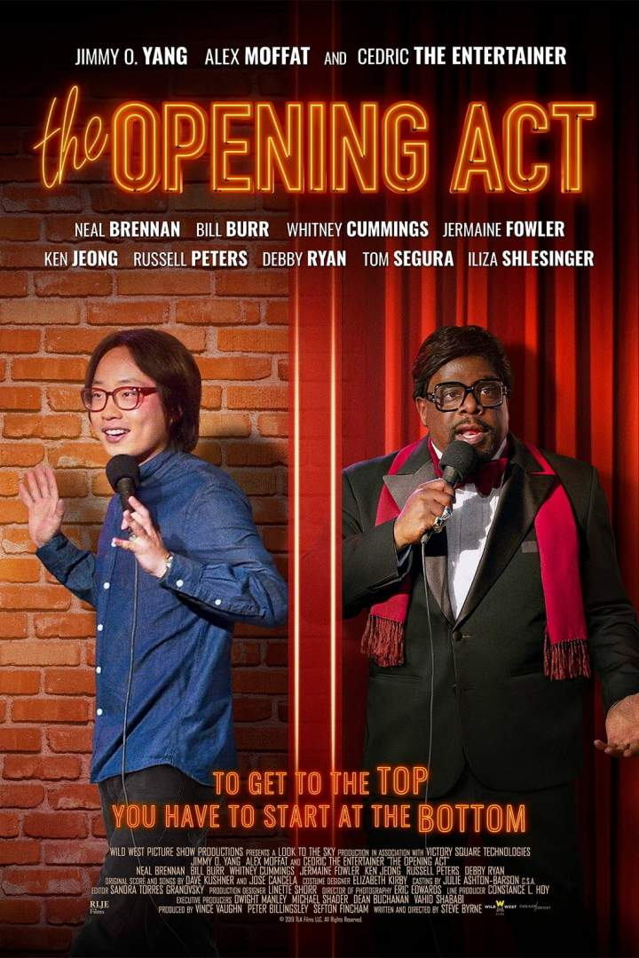 Download The Opening Act (2020) Full Movie Mp4