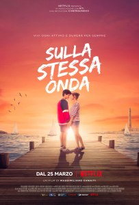 Caught by a Wave (2021) (Italian)