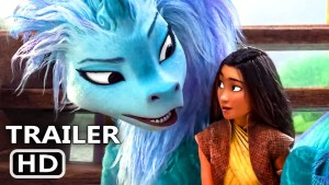Raya and the Last Dragon (2021) (Animation)