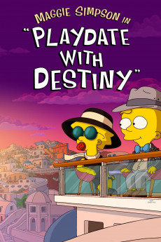 Maggie Simpson In Playdate With Destiny (2020) (Animation)