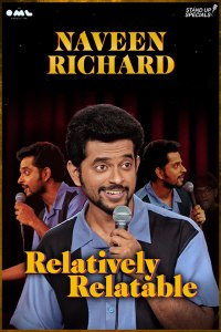 Relatively Relatable by Naveen Richard (2020) (Comedy)