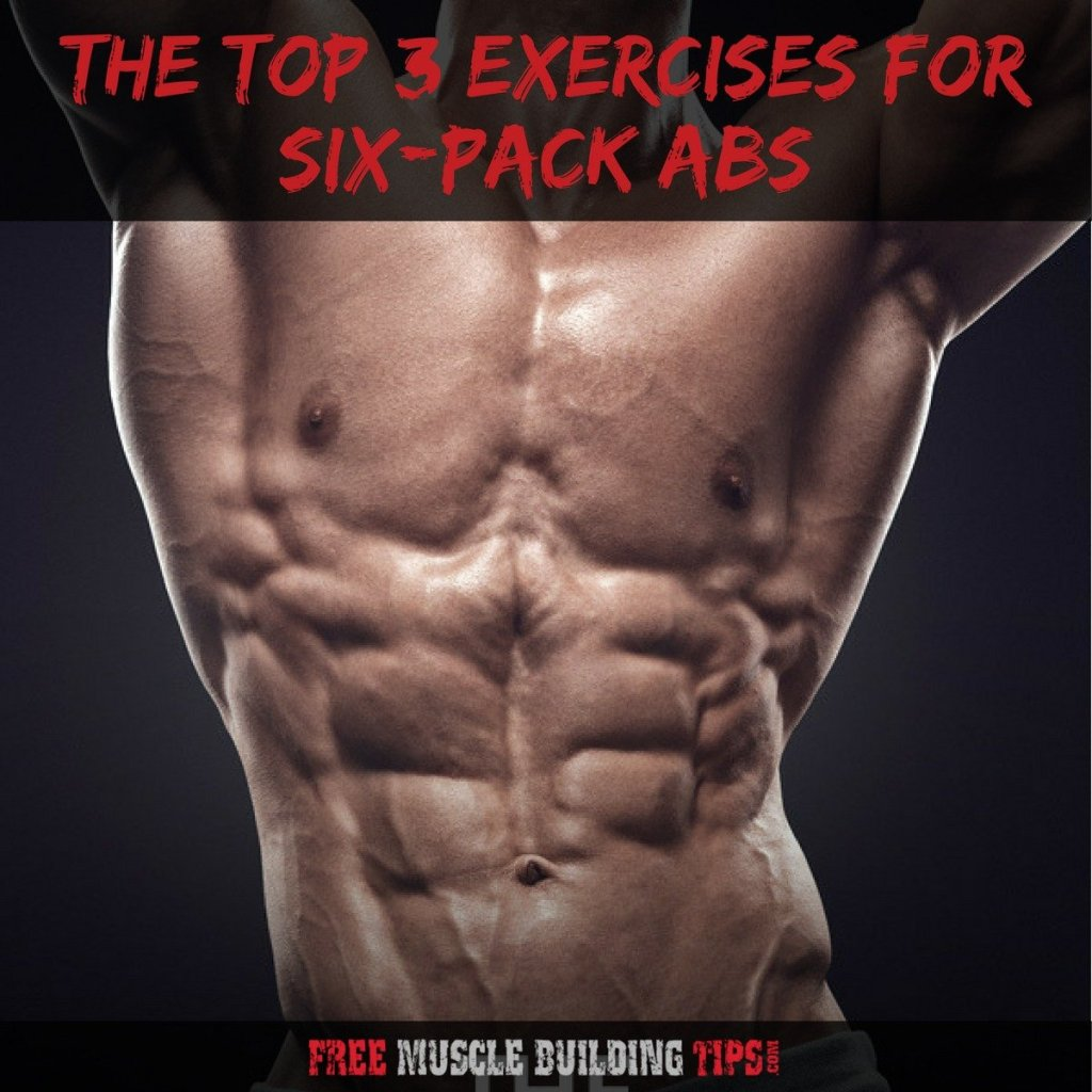 best exercises six-pack abs