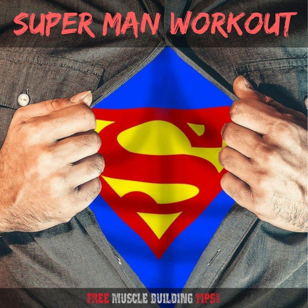 super man workout