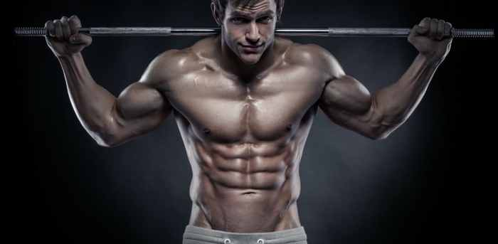 Visual Impact Muscle Building is more about a lean Hollywood physique.