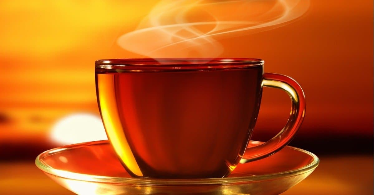 Secret, Easy-to-Make Tea Burns More Belly Fat Than Green Tea & Black Tea Combined!