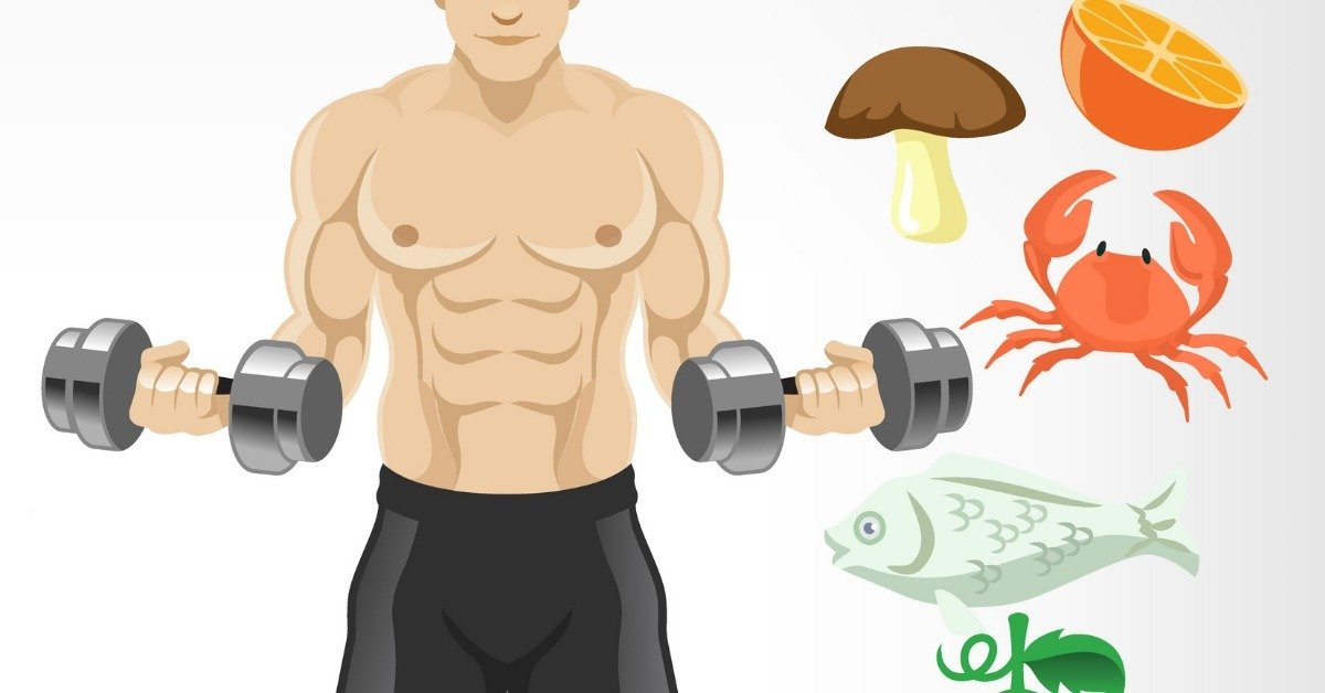 Lean Muscle Building Diet If You're More Than 12% Body Fat