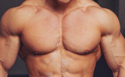 isometric chest exercise