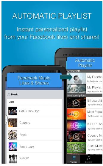 Free Music MP3 Player Download playlist
