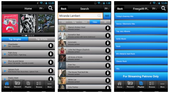 Freegal Music App Download and Reviews (Latest Version)