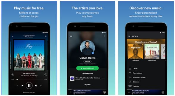 Download Spotify Premium Free The Best Free Music Streaming App