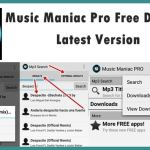 Music Maniac Pro Free download for Android 2018