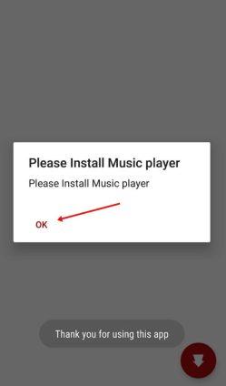 TubeMp3 YouTube Downloader player