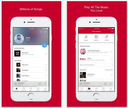 Download iHeartRadio App: Listen To Free Music Online