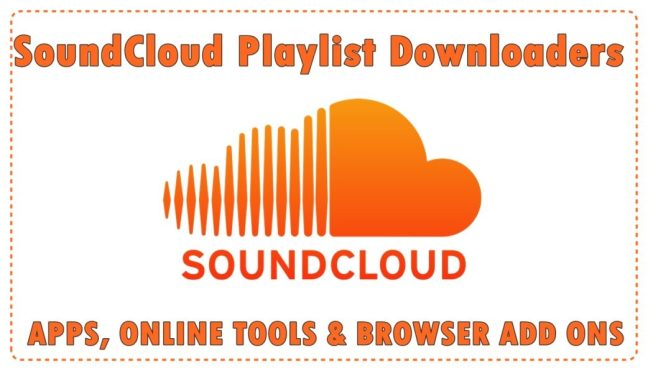 SoundCloud Playlist Downloader Top Apps Online Tools & Extensions