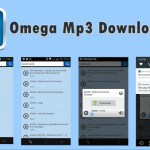 Omega Mp3 Downloader App for Android (Latest Version)
