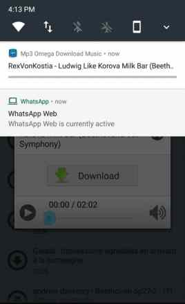 Omega Mp3 Downloader app