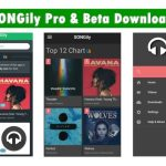 SONGily Pro Download and SONGily App (Beta) Download