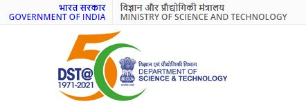 Department of Science Technology Scientist Recruitment 2021