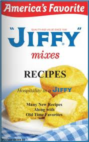 Get Your Jiffy Mix Free Recipe Book