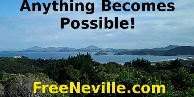 Free Neville Goddard – Neville's Secret Weapon