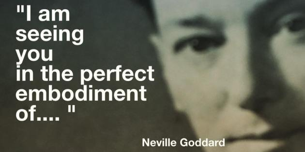 Free Neville Goddard Lecture – God Only Acts