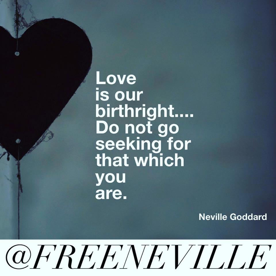 Feeling Is The Secret Neville Goddard Pdf